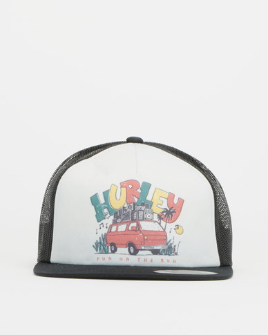 Hurley Mixtape 2.0 Cap Black