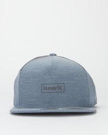 Hurley Phantom Locked Cap Blue