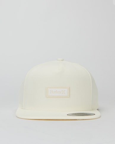 Hurley One & Only Boxed Reflective Cap Nude
