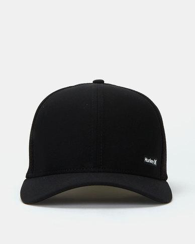 Hurley League Cap Black