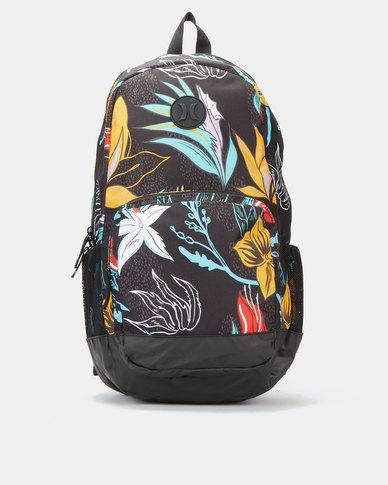 Hurley Renegade II Printed Backpack Grey