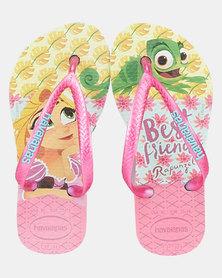 Havaianas Kids Tangled Sandals Multi