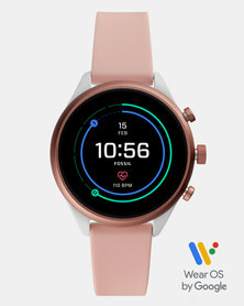 Fossil Sport Smartwatch Blush Silicone