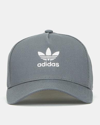 adidas Originals Ac Clsd Trk Crv Grey