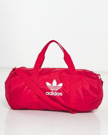 adidas Originals AC Duffel Bag Red