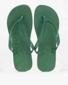 Havaianas Top Basic Flip Flop Amazonia Green