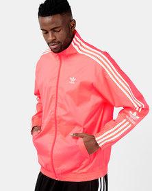adidas Originals New Icon Track Top Peach
