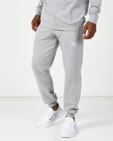 adidas Originals Trefoil Pants Grey