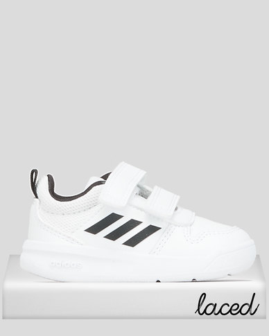 adidas Performance Infants Vector Sneakers White/Core Black