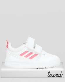 adidas Performance Infants Vector Sneakers White/Pink