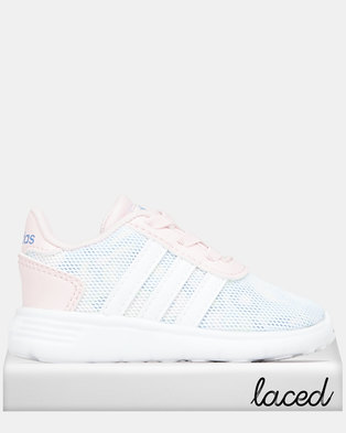 adidas Performance Infants Clear Lite Racer Sneakers Pink