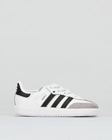 adidas Originals Infants Samba OG Sneakers White