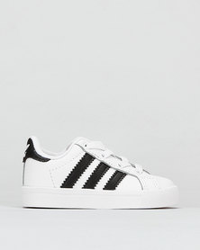 adidas Originals Infants Coast Star Sneakers White