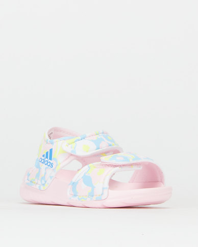 adidas Originals Infants Altaswim Sandals Multi