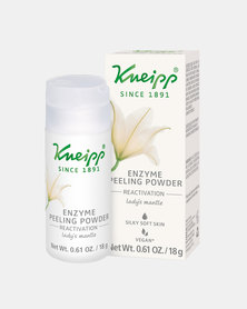 "Kneipp Enzyme Peeling Powder Lady's Mantle ""Reactivation"" 18 g"