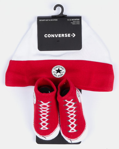 Converse CHN Converse CTP Bootie Red