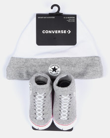 Converse CHN Converse CTP Bootie Dark Grey Heather