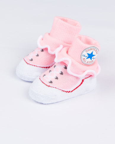 Converse CHN Frilly Chucks Bootie 2PK Converse Arctic Punch