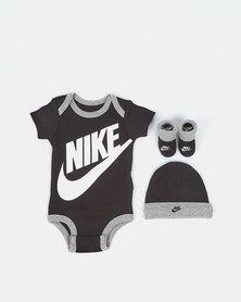 Nike Futura Logo Box Set Black