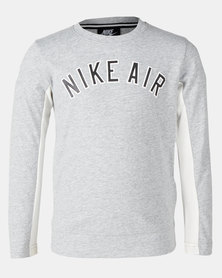 Nike NKB Nike Air Lifestyle LS Top Grey