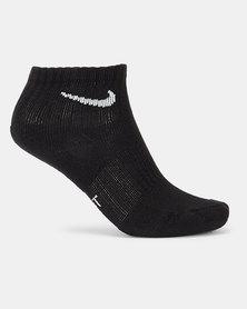 Nike DF PERF Basic Ankle Socks Black