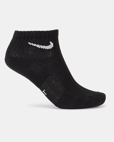 Nike DF PERF Basic Ankle Socks Black