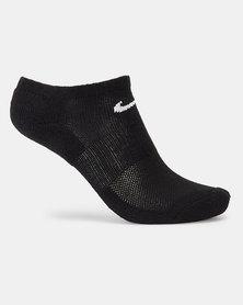 Nike DF PERF Basic No Show Socks Black