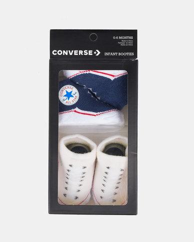 Converse CHN Converse Chuck Booties Navy