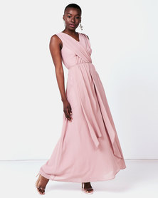 non-european® Bridesmaid Gown Misty Rose