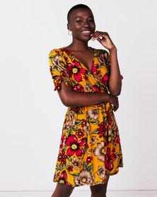 SassyChic Miya Dress Floral