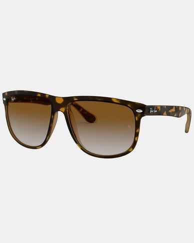 Ray-Ban RB4147 Sunglasses Light Havana
