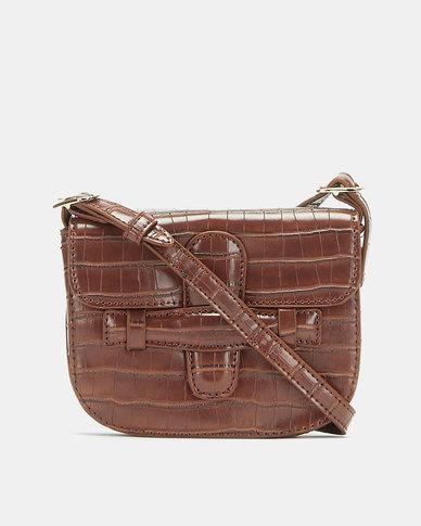 Blackcherry Bag Coffee Way Waist Crossbody Bag Multi