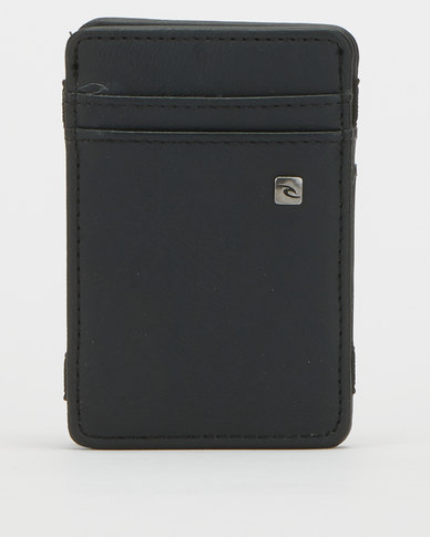 Rip Curl PU Magic Wallet Black