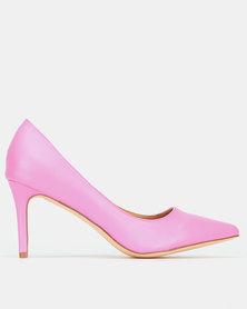Madison Catalina Court Heels Pink