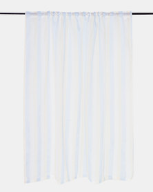 Horrookses Fashions Sheer Curtains Natural