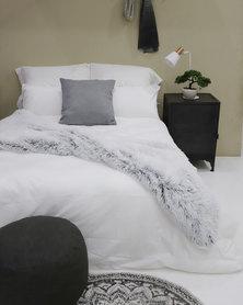 Horrokses Fashions Duvet Cover Standard  White