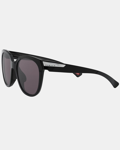 Oakley Prizm Sunglasses Polished Black/Grey