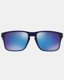 Oakley Holbrook Mix Sunglasses Matte Trans Blue