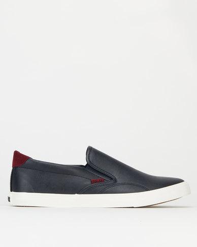 Soviet Sentinel Sneakers Navy