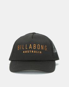 Billabong All Time Trucker Cap Black