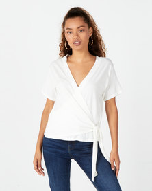 Billabong Under Wraps Top White