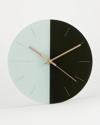 Utopia Clock A Multi