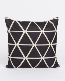Utopia Scatter Cushion Cover Black And White