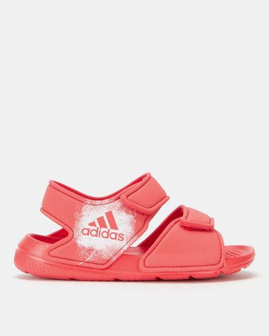 adidas Baby Girls' Altaswim I Sandals