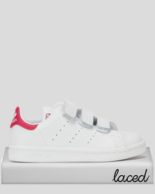 adidas Originals Girls Stan Smith Sneakers White
