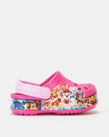 Crocs F Paw Patrol Band Kids Clogs Pink