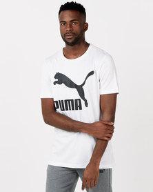 Puma Sportstyle Prime Classics Logo Tee Puma White