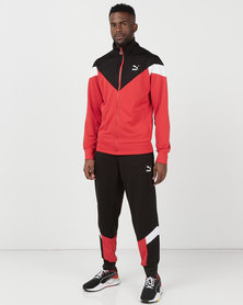 Puma Sportstyle Prime Iconic MCS Track Jacket High Risk Red