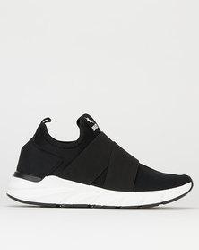 Soviet Lily Sneaker Black/White