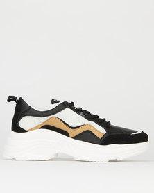 Soviet Iberis Sneakers Black/White